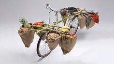 "International Bicycle Design Competition winner, ""Bamgoo"""