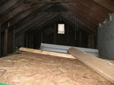 How to Convert an Attic into a Living Space