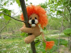 leoncino crochet