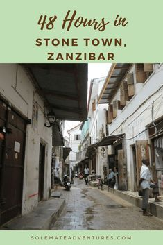 If you are at all interested in history, architecture, or food, Stone Town deserves to be put on your Tanzania itinerary. While it is tempting to head straight the the beautiful white sand beaches Zanzibar is so famous for, reserve a day or two for Stone Town and its surrounding areas.