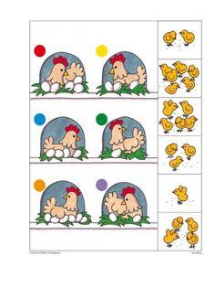 Libro de atención Preschool Learning Activities, Brain Activities, Preschool Worksheets, Preschool Activities, Kids Learning, Visual Perception Activities, 2nd Grade Worksheets, Math Work, Perception
