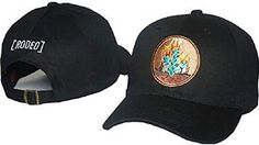 Rodeo Cactus Cap Tour Merch Hat Travis Scott