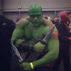 Drax the Destroyee