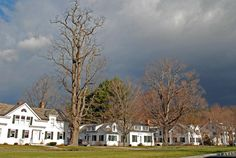 Dorset, Vermont Where to stay: The Dorset Inn, a historic hotel that has been open for over 200 years. Where to eat: Barrows House Restaurant, a gastropub within the Barrows House Inn; Mio Bistro, for Mediterranean-inspired food. What to do: Wander the Dorset Farmer's Market in search of fresh local goods; check out a show at the Dorset Playhouse.