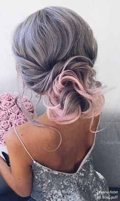 Wedding Hairstyles : Illustration Description Ulyana Aster Long Wedding Hairstyles - #Hairstyle