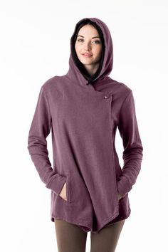 Women and Men's Eco Fashion organic cotton, hemp, bamboo wool eco-friendly and sustainable natural clothing all made in Vancouver BC Canada. Eco Clothing, Natural Clothing, Kids Fashion, Winter Fashion, Leather Shorts, H&m Online, Organic Cotton, Fashion Online, Hoodies