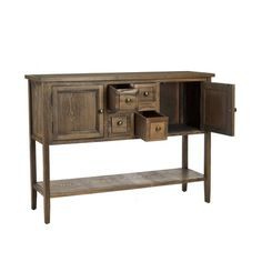 I pinned this Pawley Sideboard from the Inspired Napa Table event at Joss and Main!