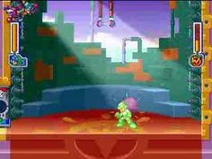 Clown Man from Mega Man 8, defeated by world9918. The Tornado Hold will tie Clown Man into knots.