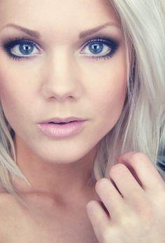 Makeup by Linda Hallberg
