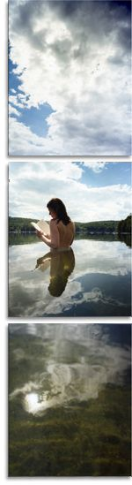 Ohh to be naked in the mountains readin a book = living the dream