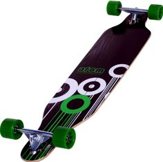 Free-Ride 41-inch Drop-Through Longboard Skateboards Sports And Outdoor New #DropThroughSkateboards