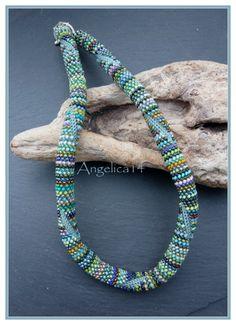 244 Beste Afbeeldingen Van Kralen Haken Bead Crochet Jewelry En