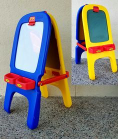 Crayola Magnetic Double Sided Easel The Double Easel