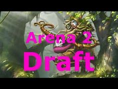 (Hearthstone) Arena 2 draft
