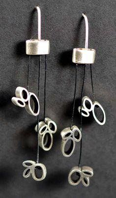 Hilary Hachey metalsmith | Handmade jewelry Stainless Steel wire??