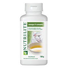 omega 3 nutrilite - Google Search