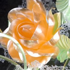 Amazing sugar flowers   Cake decorating - isomalt, sugar & gelatine  …