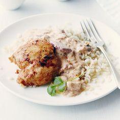 Cette marinade de style mexicain est facile à apprêter et donne un poulet juteux et légèrement épicé.