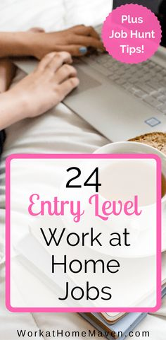 Looking for work from home jobs? Here are over 20 companies that hire for work at home jobs and some helpful tips to help you succeed in finding a job.