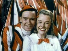 June Allyson and the underappreciated dancer Ray McDonald Classic Movie Stars, Classic Films, June Allyson, Old Hollywood Actresses, See Movie, Dancer, October 7, American, Celebrities