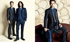 ETRO invierno 2013 >>>>>>> I think in the niu in wear style like me... Only a one color in diferent scale.