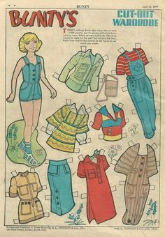 Photobucket * 1500 free paper dolls at Arielle Gabriels The International Paper Doll Society also free China paper dolls The China Adventures of Arielle Gabriel * Paper Toys, Paper Crafts, 1970s Childhood, Childhood Memories, Cartoon Paper, Paper Dolls Printable, Vintage Paper Dolls, Retro Toys, Free Paper