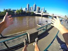 I could just look at this city all day - and my shoes they are beautiful too  @GoPro #kicks #australia . . . . . . #GoPro #goprohero4 #nike #backpacker #backpackerlife #travelgoals #shoewithaview #southbank #goprooftheday #photooftheday #wanderlust #travel #travellingtogether #kd8 #globetrotter #digitalnomad #goprowill #GoPro_Boss #goproeracademy #herobyhero #goprostyles #kickz #victoria #Melbourne #skyline #backpackersworld #city #officialtravelpage . @thebossphotos @the_gopro_lifestyle…