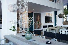 Bar La Cabana. Cala de l andrago - Moraira. Lovely asian and spanish tapas. Stylish bar @ the sea in Moraira