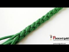 (29) Round sinnet- ABoK 3021- round braid tied another way - YouTube