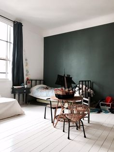 a french home with 3 magical kids rooms... | T A N Y E S H A