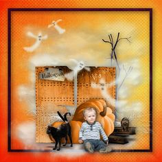"collection ""Magic Halloween"" de SDesign ma page"