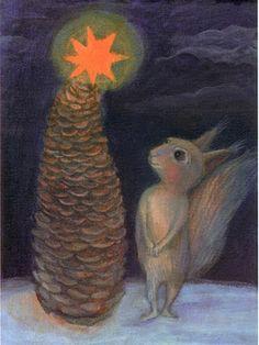 Oh, by the way...: BEAUTY: Holiday Illustration--Petra Heikkilä