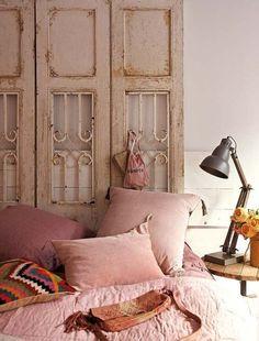 vintage pink pastels