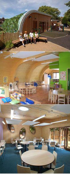 Parish Church Primary School ( Croydon, United Kingdom ). How cool is this?!