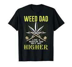 Marijuana Funny, Cannabis, Weed Shop, Dads, Pumpkin, Stoner, Check, Mens Tops, T Shirt