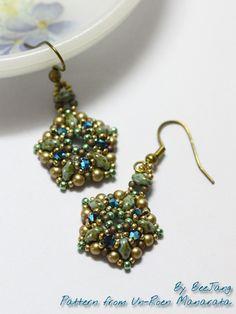 Super Duper Earrings | Flickr - Photo Sharing!