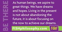 FISH! Philosophy | Be There Deena Ebbert (@Propellergirl) | Twitter