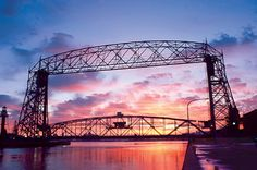 The Lift Bridge, Duluth