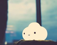 Une petite lampe nuage.