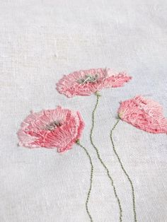 The backside of embroidery: why I chose to reveal it and why I'm grateful to the new generation