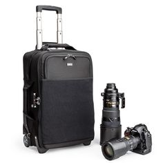 We have used Think Tank Photo Bags for over 7 years.  Our first ones are still in great shape!