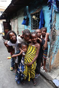 ACTUELLEMENT AU CONGO BRAZZAVILLE / LE PROJET MAKEDA A FAIT ESCALE A POINTE NOIRE