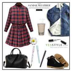 """Yesstyle 02"" by neno-957 ❤ liked on Polyvore featuring ssongbyssong, Solejoy and LineShow"