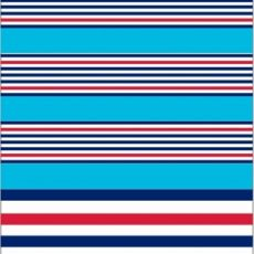 Velour Patterned Beach Towels