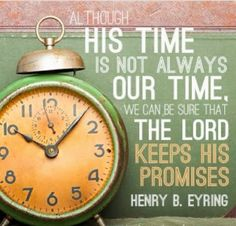 IMPRACTICAL COMPOSITION: His time is not always our time