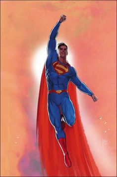 SUPERMAN: ACTION COMICS – THE REBIRTH DELUXE EDITION BOOK TWO HC Cover by MIKEL JANIN
