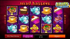 Here's a video review of Mad Hatters mobile slots from Microgaming.  You can check out the full Mad Hatters slot game review at http://www.slotsmobile.com/slots/mad-hatters/  For more information on the best mobile slots casinos, mobile slots bonuses and mobile slot game reviews, please visit:  SlotsMobile.com http://www.slotsmobile.com/ #1 Mobile Slots Guide