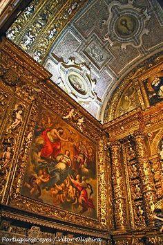 Igreja de São Roque, Lisboa http://aguiaturistica.blogspot.pt/