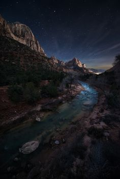 Zion National Park by Moe Chen on 500px