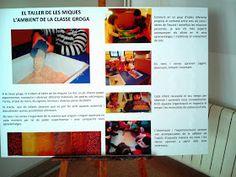 Reality beats: DE LOS RINCONES A LOS AMBIENTES II Baseball Cards, School, Mj, Barcelona, Early Education, Pink, Reggio Emilia Classroom, Learning Environments